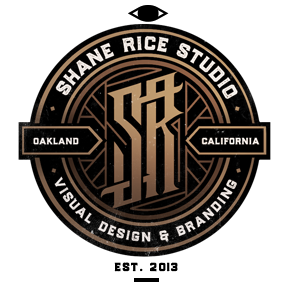 Shane Rice Studio - Graphic Design and Illustration